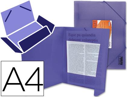 polipropileno din a4 violeta