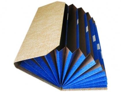 Carpetas clasificadoras con fuelle
