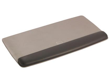 Reposamuñecas de gel con superficie para teclado 3M