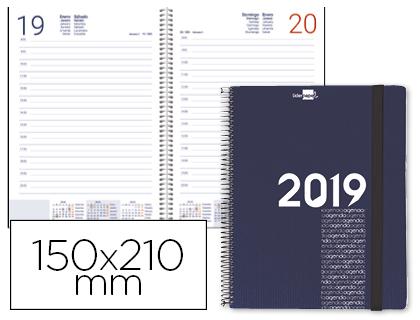 Agendas 2019 espiral