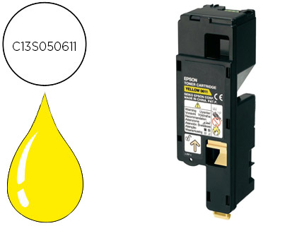 epson s050611 amarillo