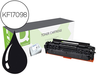 toner compatible cf380a
