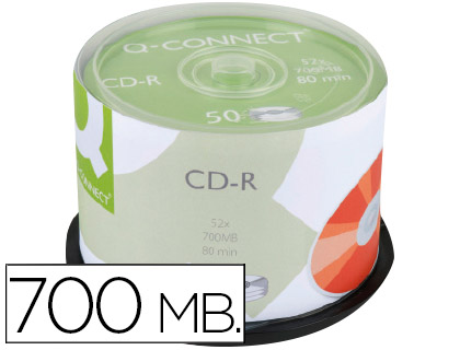 bobina 50 cd-r