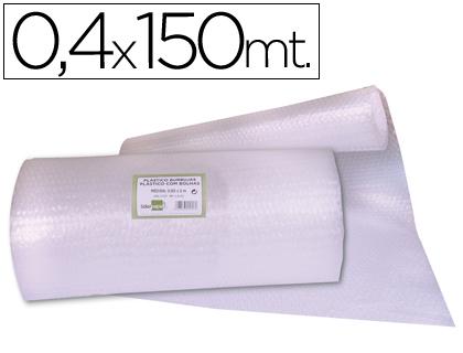 Plastico burbuja liderpapel 0.40x150m.