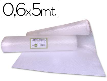 Plastico burbuja liderpapel 0.60x5m.