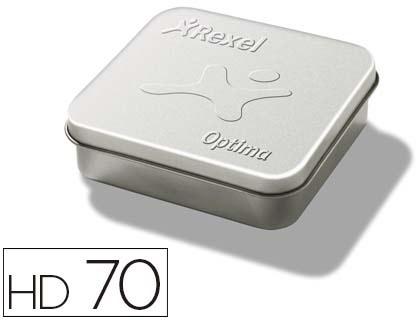 Grapas rexel optima hd70 caja de 2500 grapas.