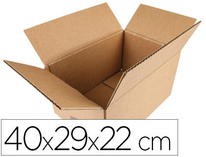 Caja de embalaje de 40 x 29 x 22 cm (10 unds)