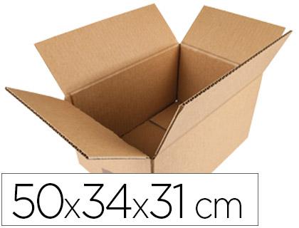 Caja de embalaje de 50 x 34 x 31 cm (10 unds)