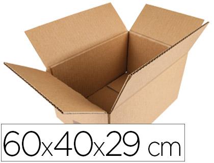 Caja de embalaje de 60 x 40 x 29 cm (10 unds)