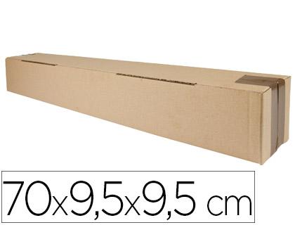 Caja para embalar q-connect tubo medidas 700x95x95 mm