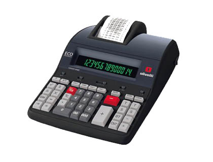 Calculadoras Impresoras