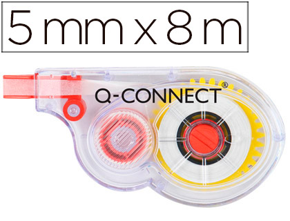 Cinta correctora Q-Connect 5mm x 8m