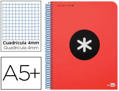 cuaderno antartik