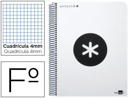 cuaderno antartik tapa extradura