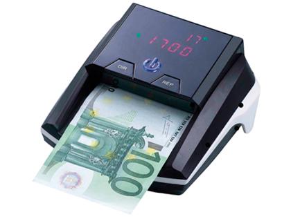 Detectores de billetes falsos