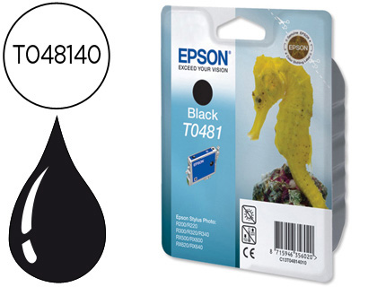 epson t0481 negro