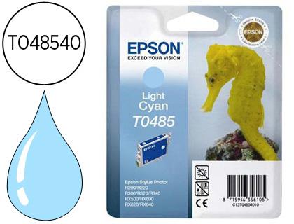 epson t0485 cian claro