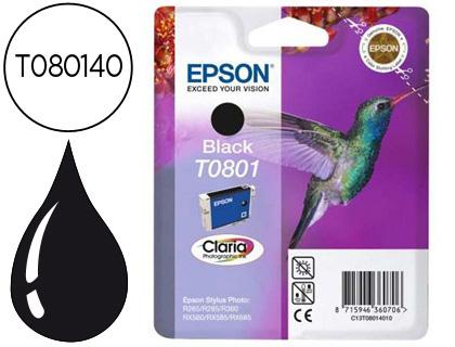 epson t0801 negro