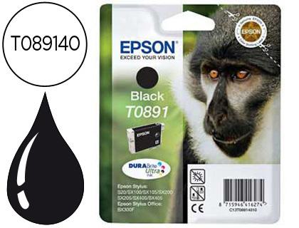 epson t0891 negro