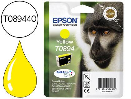 epson t0894 amarillo