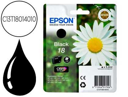epson t1801 negro