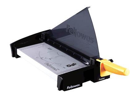 guillotina de palanca fellowes fusion a4