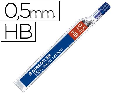 Minas staedtler mars micro grafito 0,5 mm hb