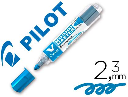 Rotulador para pizarra blanca Pilot Board Master azul