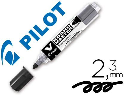 Rotulador para pizarra blanca Pilot Board Master negro