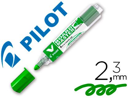 Rotulador para pizarra blanca Pilot Board Master verde