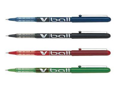 Bolígrafos tinta líquida