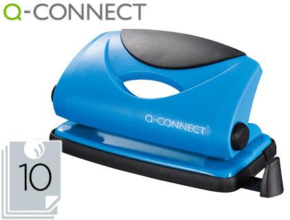 Taladrador q-connect kf02153 azul