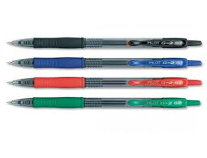 Bolígrafos tinta Gel