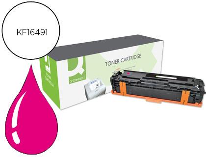 toner compatible cf213a magenta