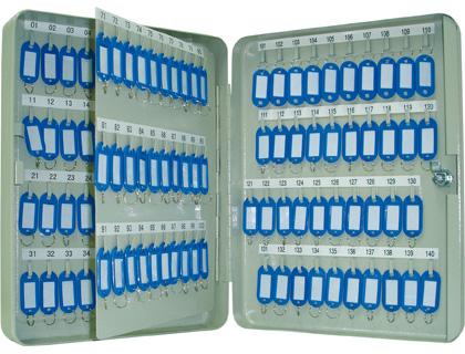 Armario metalico portallaves para 140 llaves