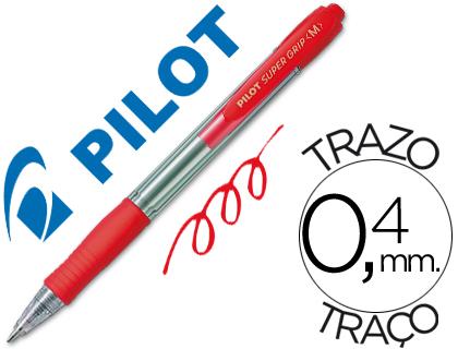 bolígrafo pilot