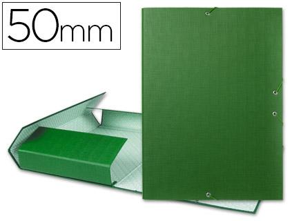 carpeta proyectos verde