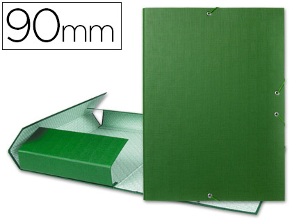 carpeta de proyectos verde