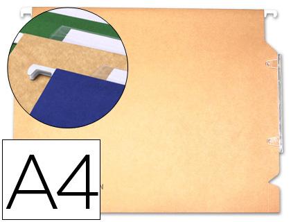 carpetas colgantes visor lateral A4