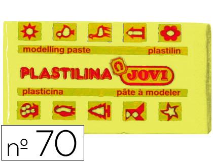 plastilina jovi amarilla
