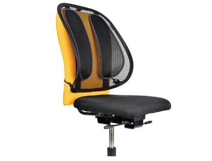 Respaldo ergonomico fellowes mesh office suites