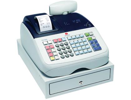 Registradora Olivetti ECR 6800