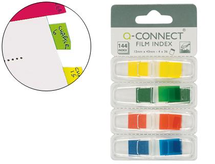 banderitas separadoras de colores