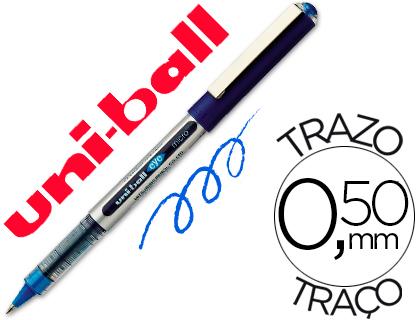 Bolígrafo Uni-Ball UB-150 Micro Eye azul