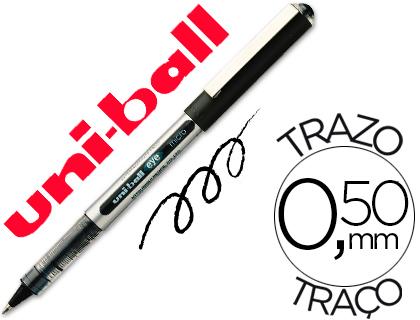 Bolígrafo Uni-Ball UB-150 Micro Eye negro