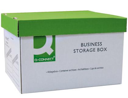 Cajon carton para 3 cajas archivo definitivo a4