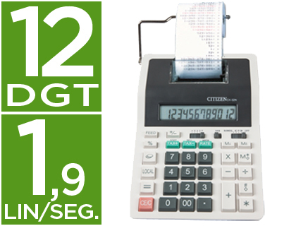 calculadoras impresora