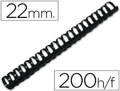 canutillos de 22 mm