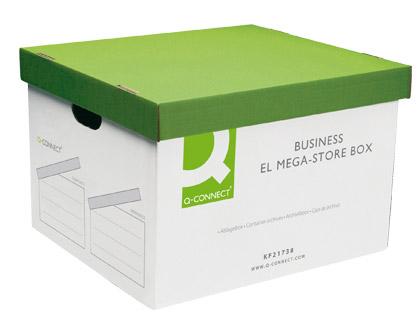 contenedor para archivo definitivo