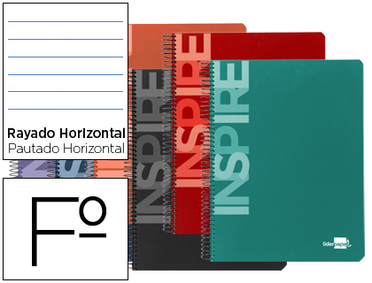 cuaderno escolar tapa extra dura